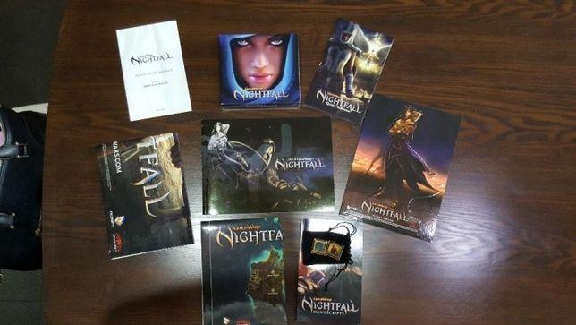 Guild Wars Nightfall Edycja Kolekcjonerska PC