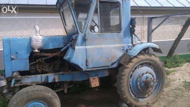 Трактор Т40 (ТЕХПАСПОРТ, культиватор, плуг,кон,картоплекопалка,пречеп)