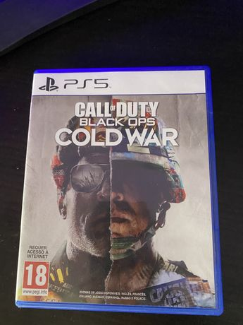 Call of duty black ops cold war, ps5