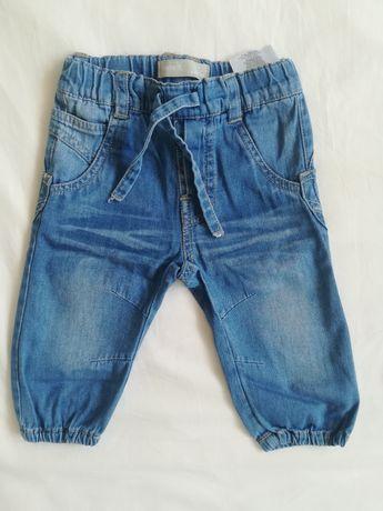 Spodenki jeansy name it