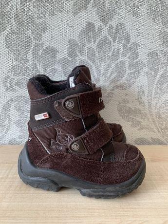 Ботинки зимние Reima Ecco 20 размер. В идеальном состоянии.