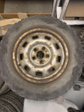 Koła  R 15 5x112 185 C wzmacniane Matador MP500