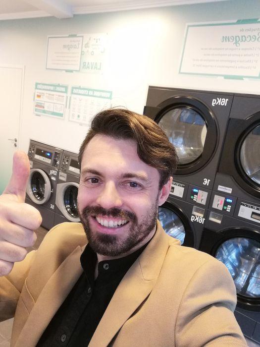 Máquina de lavar roupa Self service e secar Mafra - imagem 1