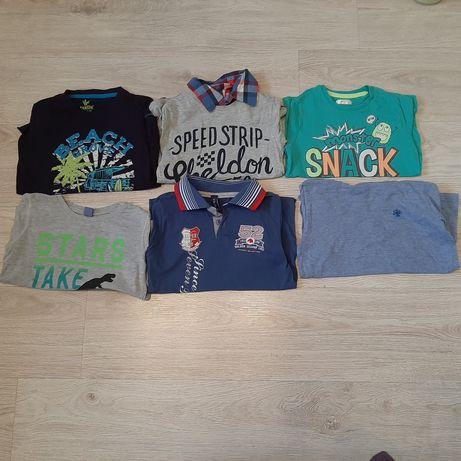 Zestaw koszulek /t-shirt  dla chłopca 110-116