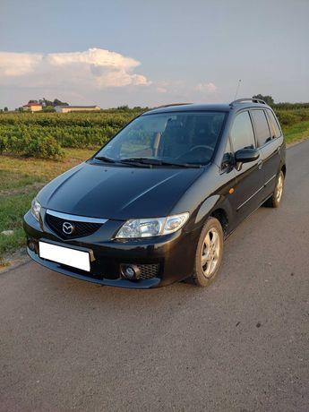 Mazda Premacy 2005r. 116000 przebiegu