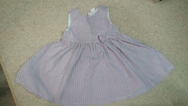 Sukienka H&M 9-12 miesięcy