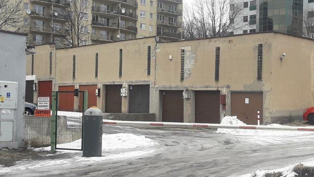 Garaże do wynajęcia w centrum Katowic okazja