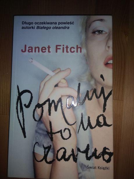 Janet Fitch Pomaluj to na czarno