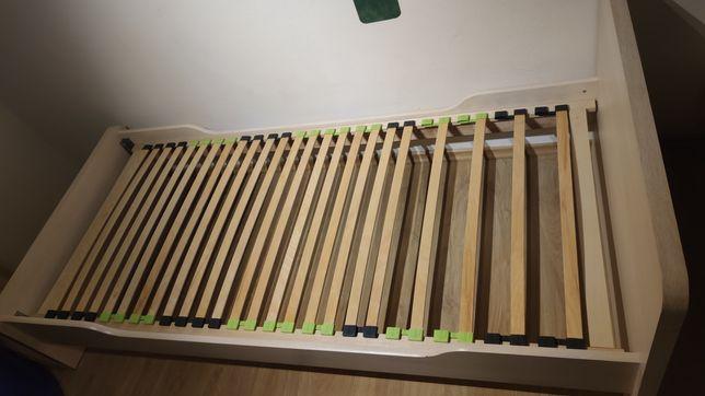 Łóżko dziecięce firmy Black Red White 90/200 kolekcja hihot