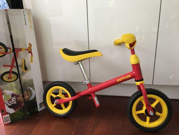"rowerek biegowy Kettler speedy 10"""""