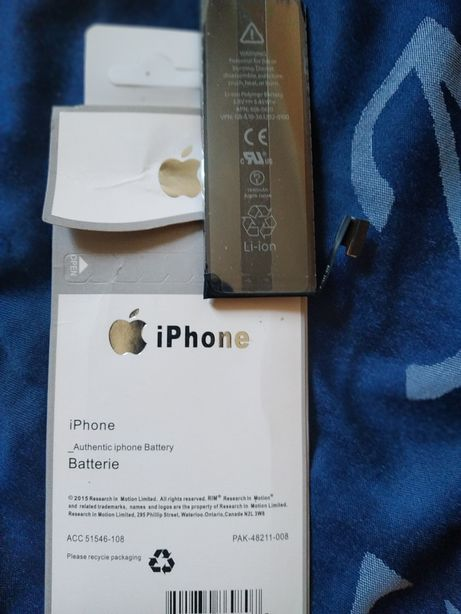 iPhone battery 5G