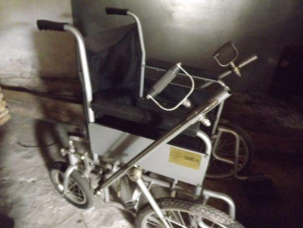 Коляска дорожная инвалидная