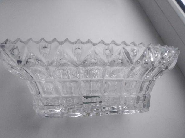 Ваза кришталева (хрустальная ваза) радянських часів