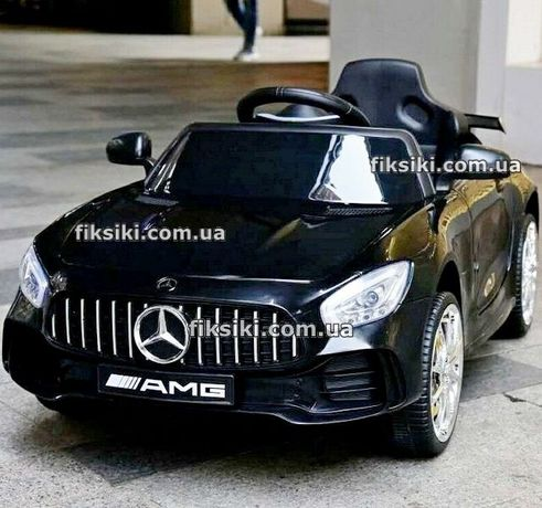 Детский электромобиль 4062 BLACK, Дитячий електромобiль