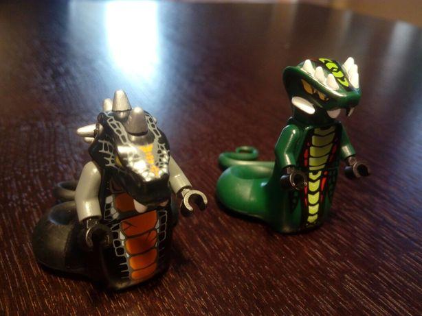 Figurki lego ninjago Acidicus NJO66 Skalodor njo067