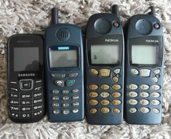 Stara Nokia 5110 DWIE Sztuki + Siemens C25 + Gratis