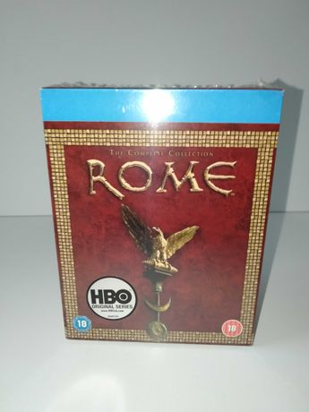 """""""Rome"""" The Complete Collection Sezon 1-2 10 Blu-ray"""