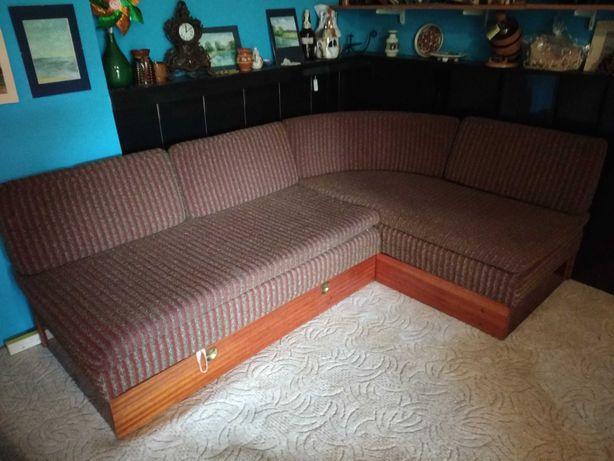kanapa narożnikowa rozkładana dwuosobowa