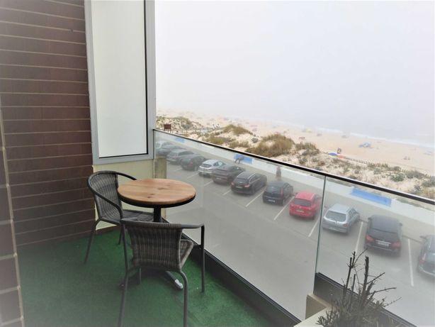 T2 Frente ao mar na Praia de Pedrogão