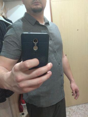 Koszula xl Regular fit krótki rękaw