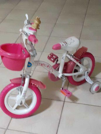 Vendo bicicleta de menina