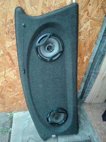 Półka Punto 2, 3D głośniki Pioneer