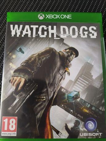 WATCH DOGS Xbox one s