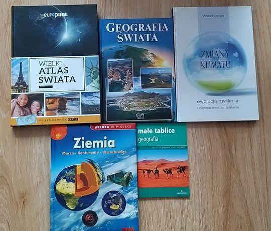 Atlas i pomoce geograficzne
