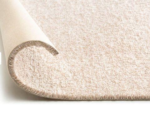 Miękki dywan Dreamfields beżowy shaggy, gruby 120x170 grubość 11mm