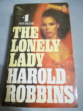 Harold Robbins the lonely lady