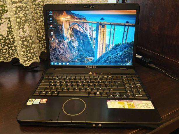 Packard Bell ME35 T2330 1,66GHz 2GB 160GB 15,4'' KAMERA