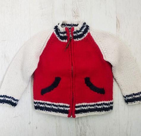 Детский шерстяной свитер Diesel