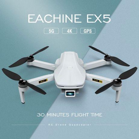 Квадрокоптер Eachine ex5 с 4к камерой, GPS, БК (дрон ex4, e520s, ex3 )