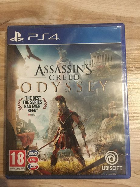 Assasin's Creed Odyssey PL na PS4 i PS5 FOLIA