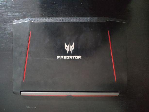 Acer predator helios 300 gtx 1060 6gb I7 16gb RAM