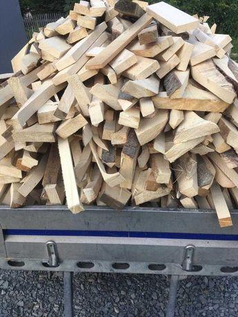 Opał suche drewno świerkowe ok. 5m3