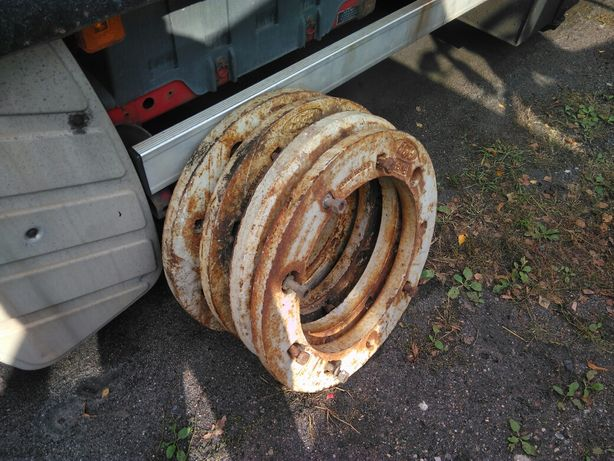 Obciążniki 39kg. Ford. New Holland, John Deere