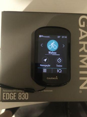 Garmin edge 830 como novo