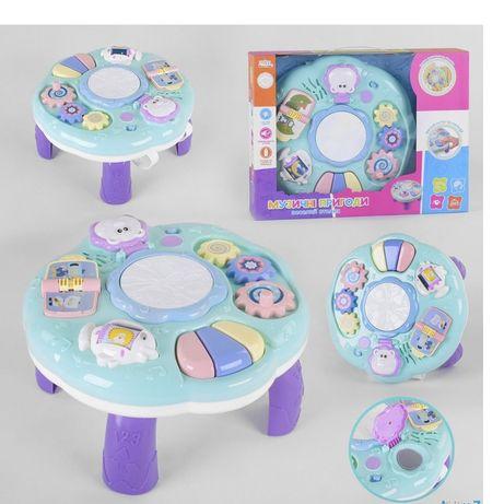 Розвиваючий столик для малят