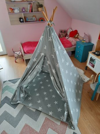 Namiot dla dzieci - tipi
