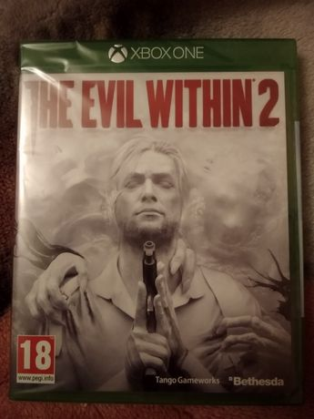 The Evil Within 2 xbox one folia