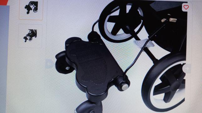 Підножка, підставка до любої коляски