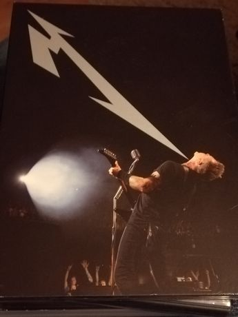 Metallica Quebec Magnetic 2xdvd