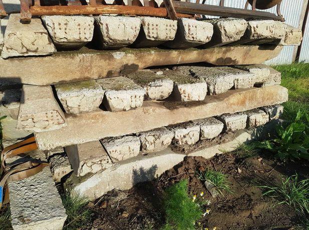 Sprzedam podkłady kolejowe betonowe