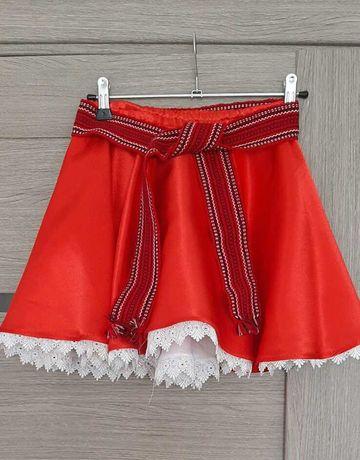 Нарядная юбка на девочку, из серии украинские наряды