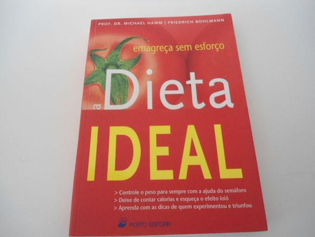 4 Livros de Dieta e excesso de Peso