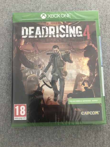Dead Rising 4 PL nowa xbox one