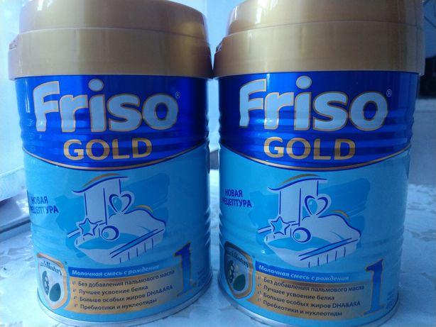 Продам детскую смесь Friso Gold 1