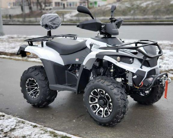 Новый квадроцикл Linhai HL300 3D, в наличии, доставка.