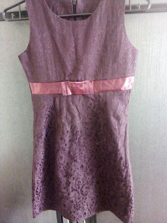 Sukienka dla dziewczynki 128